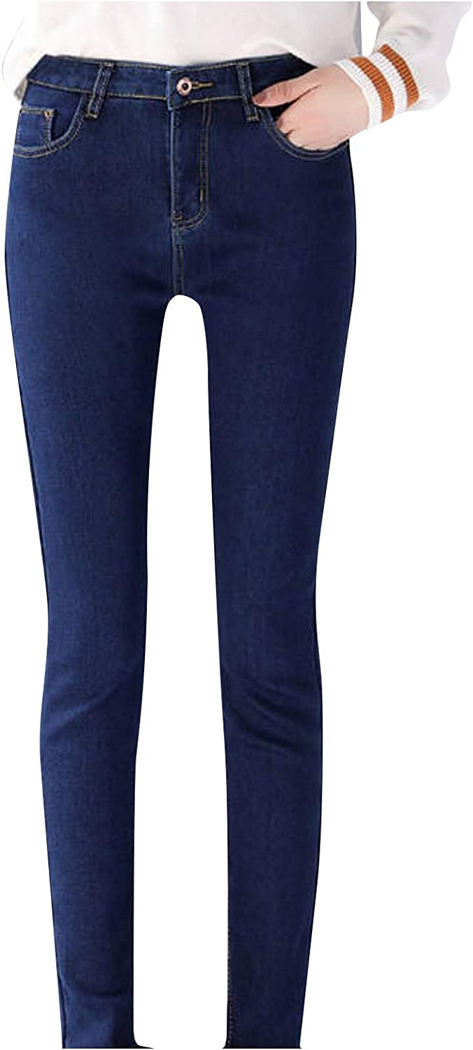 Kexle Women's Omaha Mall Austin Mall Jeans Jeggings Slimming Tights Casual Print