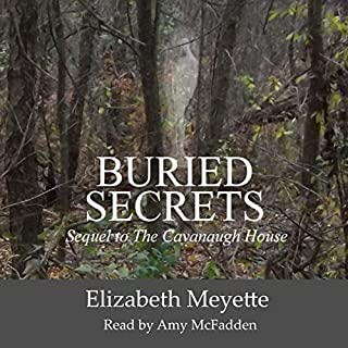 Buried Secrets                   By:                                                                                                                                 Elizabeth Meyette                               Narrated by:                                                                                                                                 Amy McFadden                      Length: 9 hrs and 47 mins     58 ratings     Overall 4.2