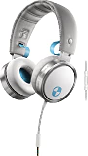Philips SHO7205WT/28 O'Neill The Construct Headband Headphones, White (Discontinued by Manufacturer)
