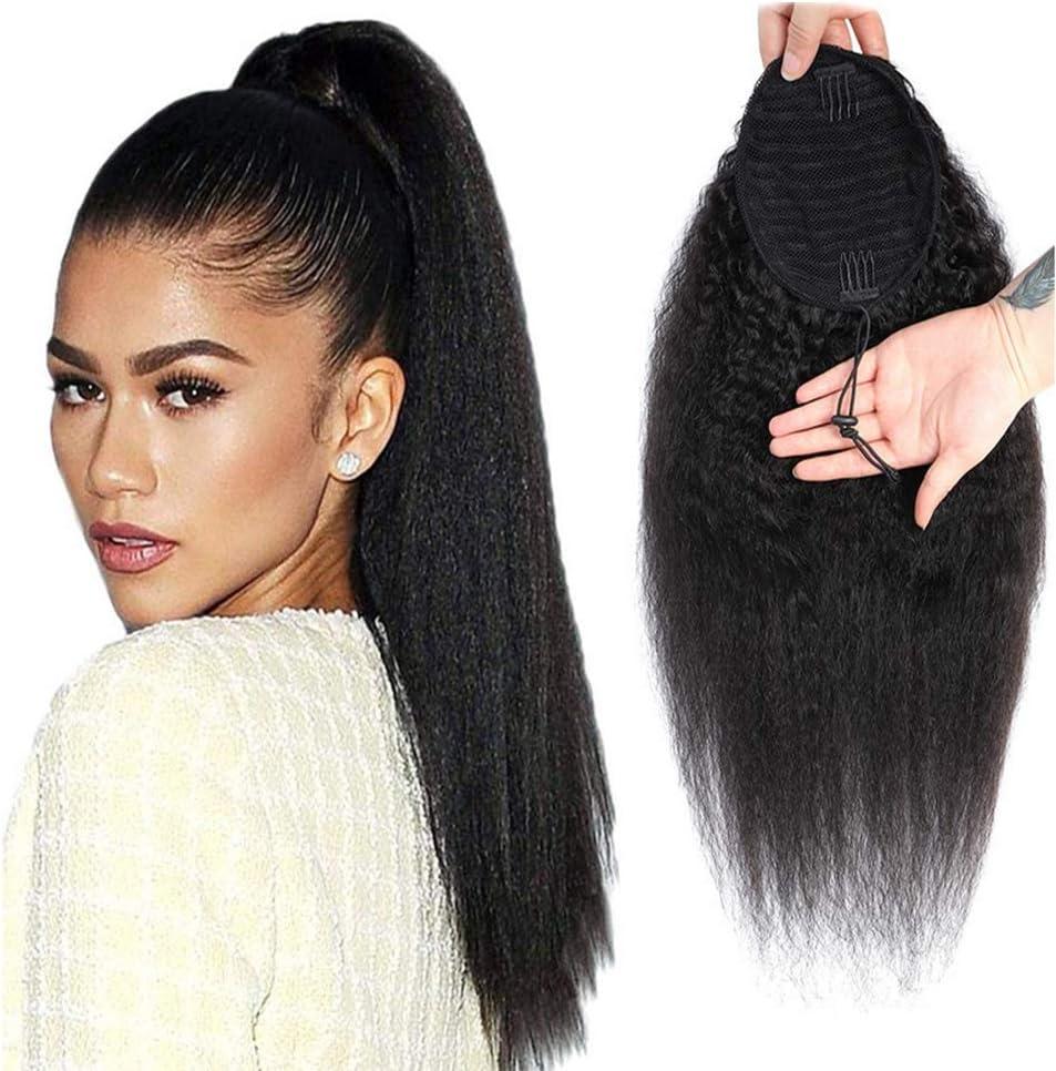 Morningsilkwig Afro Kinky Curly Clip Extensiones De Cabello Humano Nautral Black Clip Plena Cabeza 8 pcs/set Brazilian Remy Hair Clip 120g ...