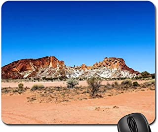 Mouse Pad - Rainbow Valley Nt Outback Australia Nt Landscape