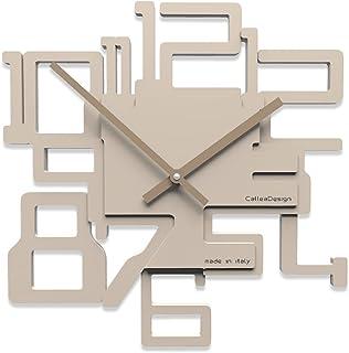 CalleaDesign - Wall Clock Kron, Sand