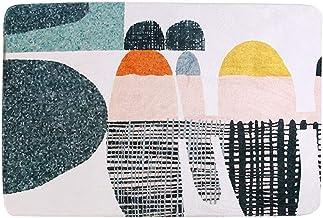 WXQ Home Textile Plus Velvet Carpet Nordic Geometric Carpet Bedroom Thick Carpet Living Room Sofa Carpet Modern Minimalist...