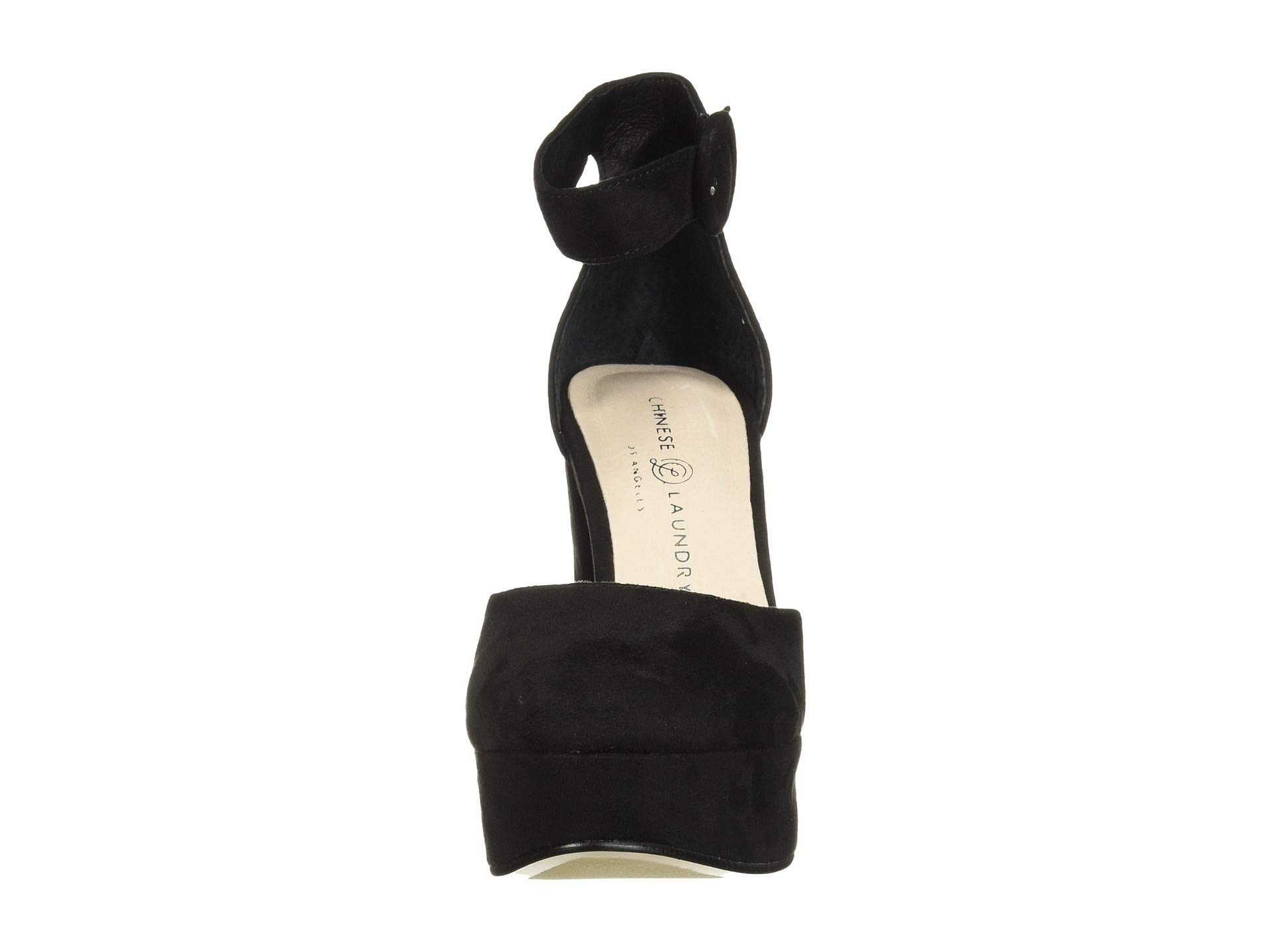 Black Chinese Norie Suede Chinese Laundry Laundry tIfxYndPx
