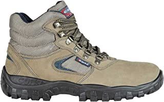 Cofra TA050-000.W43 Chaussures de travail Horus Taille 45 marron
