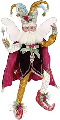 Mark Roberts Fairies 51-97208 Harlequin Fairy Large 20 Inches