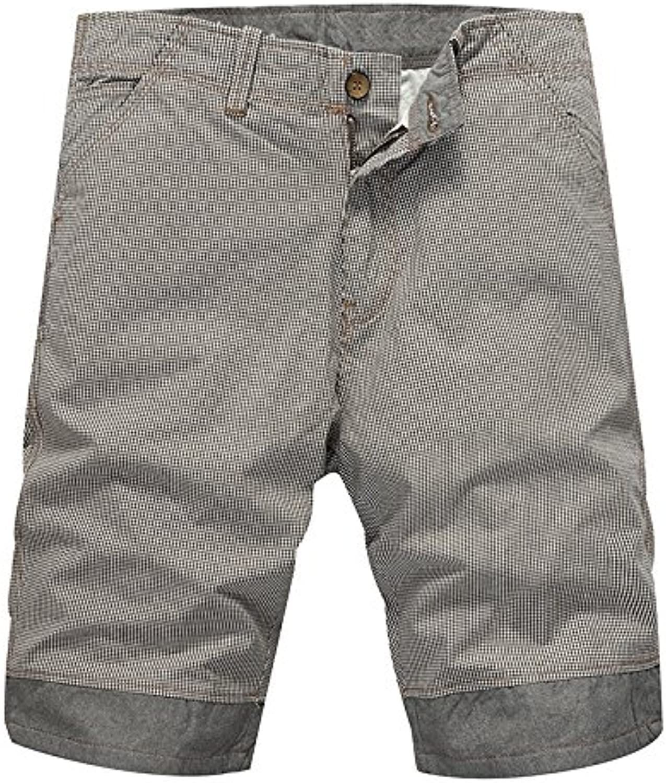 Aczeg Shorts Male Summer Casual Large Size Summer Cotton