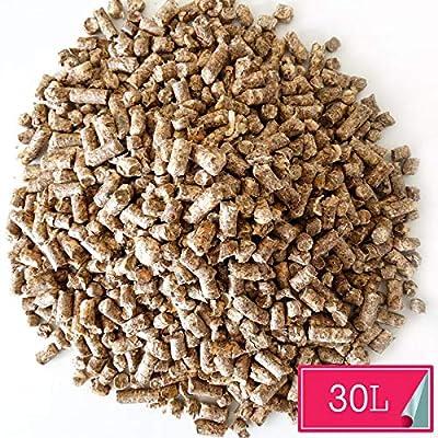 CatCentre® 30L Premium Grade Absorbent Hygienic Pine Wood Cat Litter Pellets UK by Bolting Darts