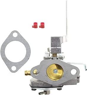 Amhousjeoy Carburetor Fit for Tecumseh AV520 TV085XA 2-Cycle Vertical Engine Motor Replaces 640263 631720A 640290 Carb …