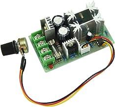 ALONGB 40A DC Controllo velocit/à Motore 12V 24V 48V 2000W Max 10-50V PWM HHO RC Controller