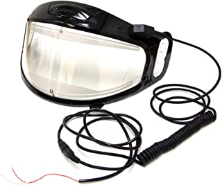 Raider Dual Lens Electric Shield for Raider Full Face Snowmobilemobile Helmet