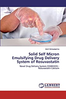 Solid Self Micron Emulsifying Drug Delivery System of Rosuvastatin