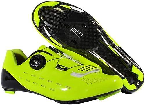 ZMJY Chaussures Fortes Fortes légères et à vélo, Chaussures résistantes pour vélo et Route,S  pas cher et de haute qualité