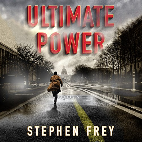 Ultimate Power audiobook cover art
