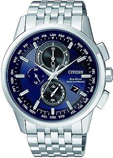 سيتيزن ساعة رسمية للرجال انالوج بعقارب ستانلس ستيل - AT8110-61L