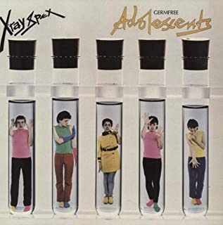 Germ Free Adolescents - Glossy Sleeve
