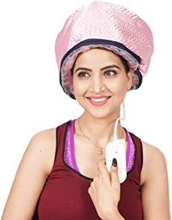 EAYIRA Hair Care SPA Cap Beauty Steamer Hair Thermal Treatment Nourishing Hat