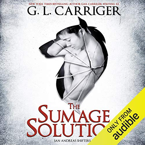The Sumage Solution audiobook cover art