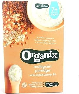Organix - Stage 2 from 7 months - Multigrain Porridge - 200g