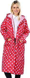 Ponchos for women Raincoat Jacket Rainstorm-proof Long Outdoor Rainwear Adult Hiking Waterproof Rain Coat