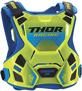Protektoren f/ür Brust/ /Thor S17/Guardian Erwachsene Moto Cross R/üstung Off Road Besch/ützer des K/örpers bunt Latz MX Quad Roller Enduro Sport Jacke
