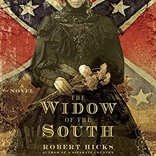 The Widow of the South audiobook cover art