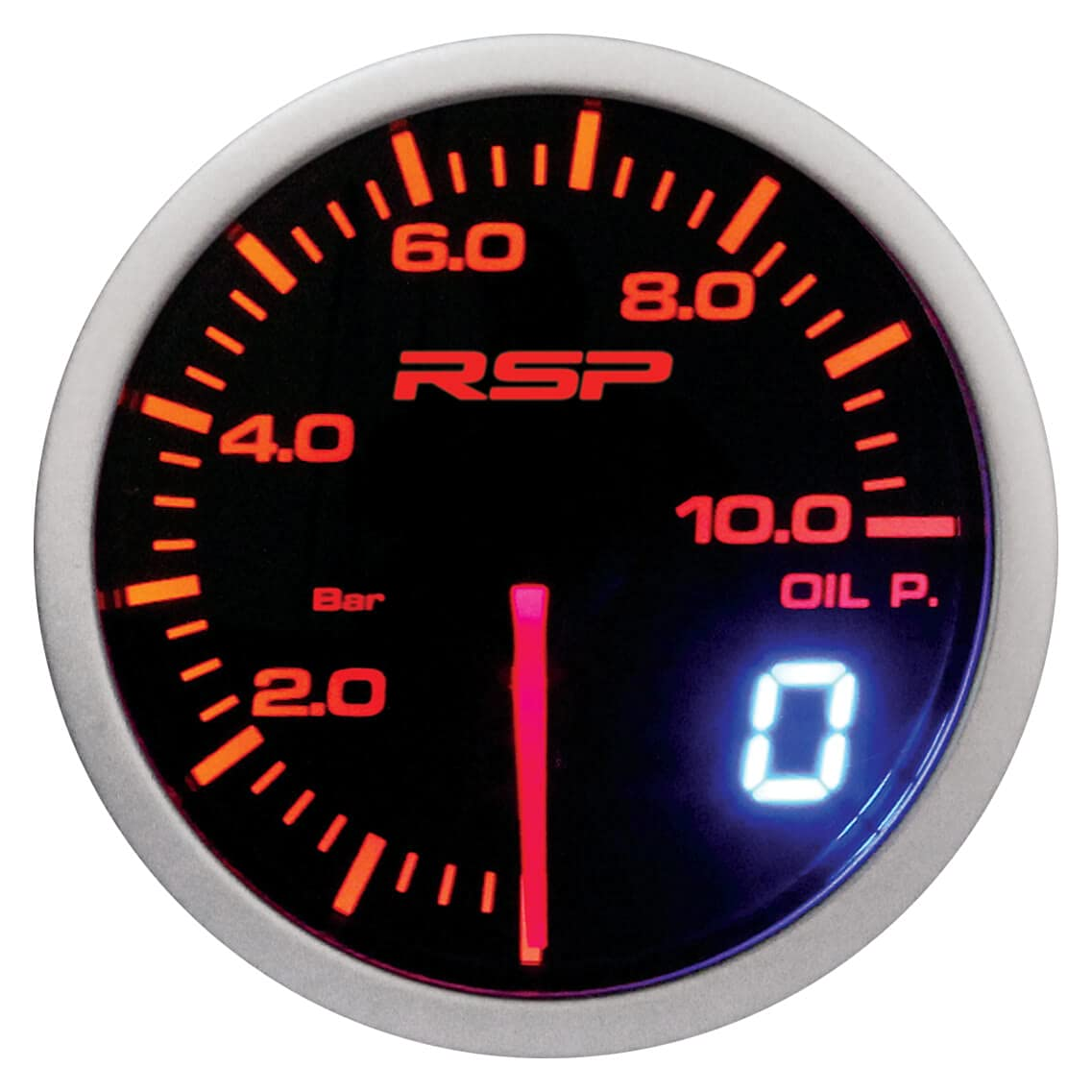 RSP Courier shipping free GLED524 Electric Gauge Pressure Rare Oil