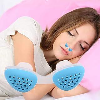 Evelove Silicone Anti Snore Device Nasal Dilators Aiding Sleep Apnea Clean Air Purifier Sleep & Snoring