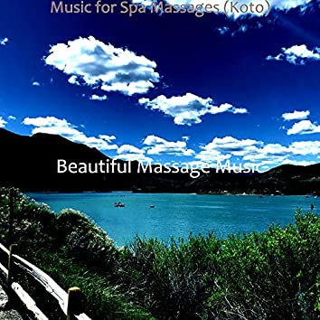 Music for Spa Massages (Koto)