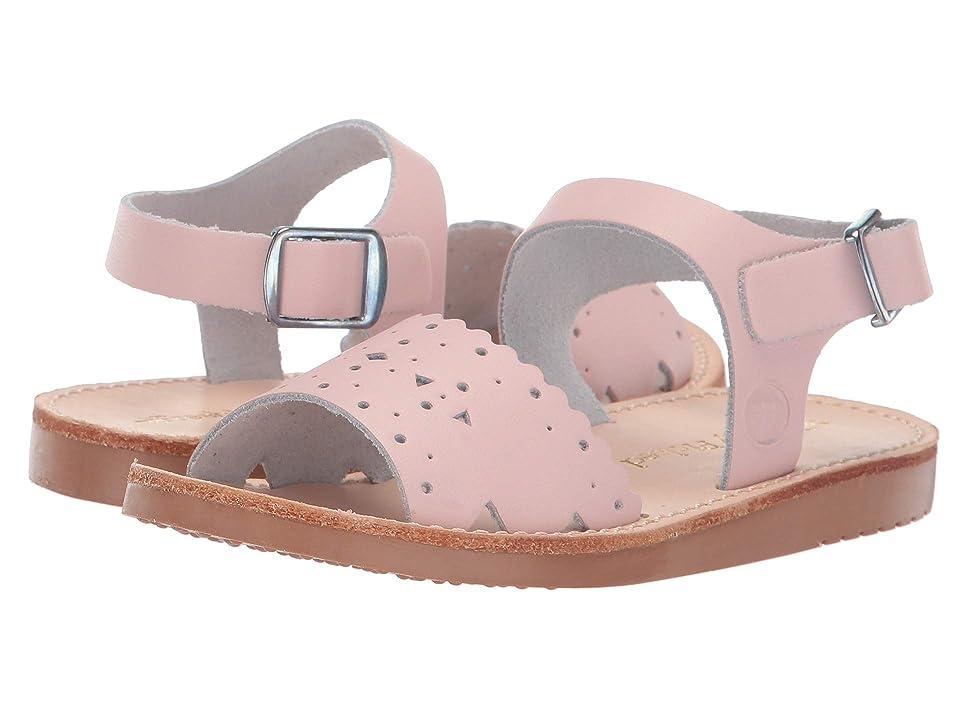 Freshly Picked Laguna Sandal (Infant/Toddler/Little Kid) (Blush) Girls Shoes