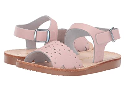 Freshly Picked Laguna Sandal (Infant/Toddler/Little Kid) (Blush) Girls Shoes