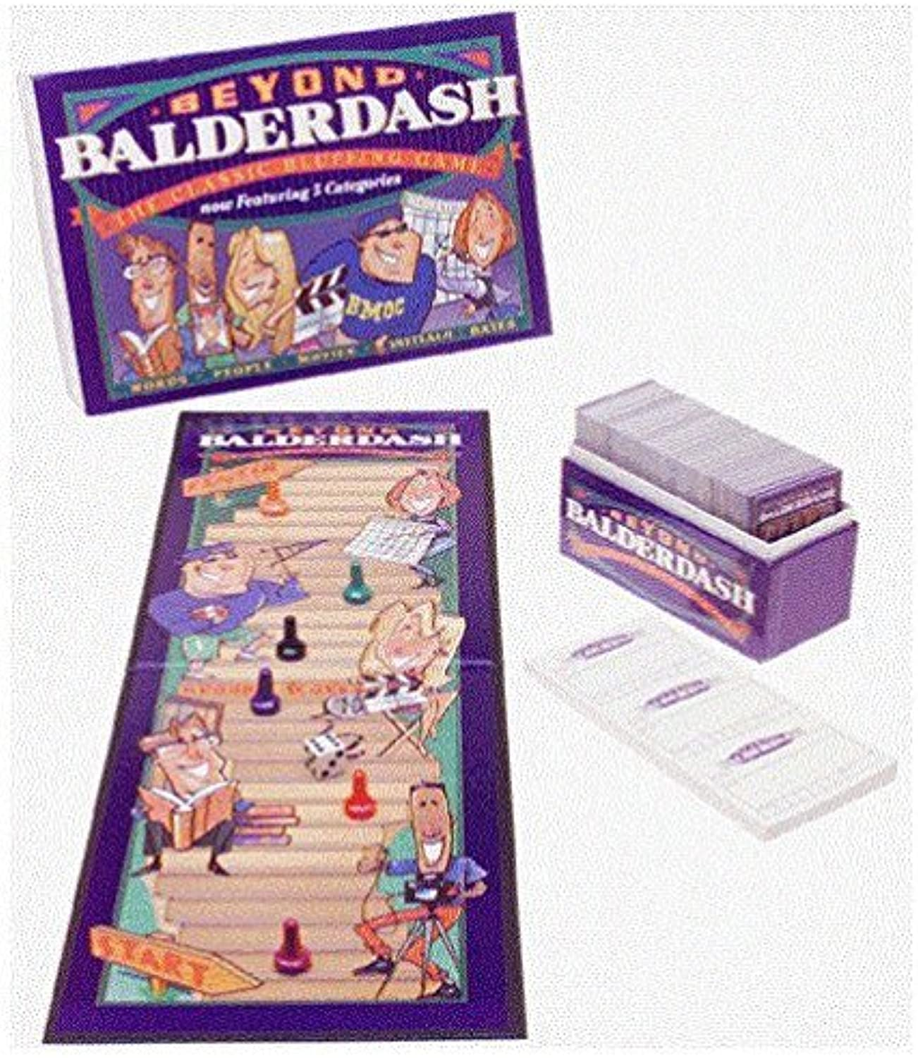 hasta un 50% de descuento Beyond Balderdash - Now Featuring Five Categories by Parker Brojohers Brojohers Brojohers  marca famosa