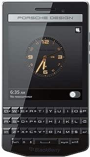 BlackBerry Porsche Design P9983-64 GB, 3G, Wi-Fi, Black