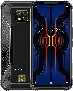 DOOGEE S95 PRO Android 9.0 4G Smart 3 proof mobile phone, 6.3 inch FHD AMOLED display, Helio P90 8GB + 128GB, 5150mAh battery, IP68 / IP69K waterproof/dustproof (S95pro + audio module + back clip)
