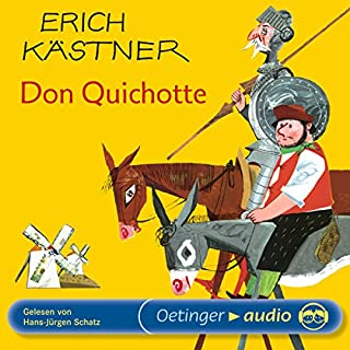 Don Quichotte Titelbild