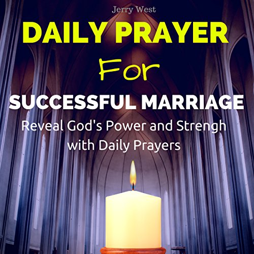 Daily Prayer for Successful Marriage audiobook cover art