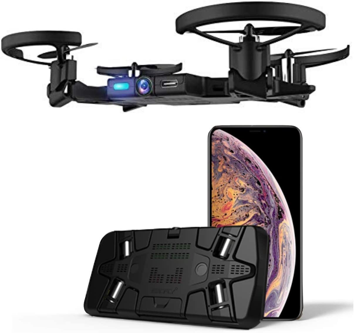 SELFLY Flying Phone Ranking TOP11 Case Camera - Ever thinnest gift The Drone