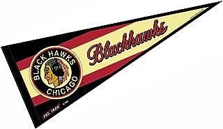 WinCraft Chicago Blackhawks Vintage Throwback Pennant