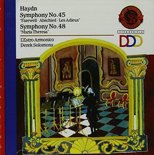 Symphonies No 45 & 48