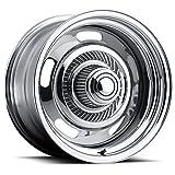 Vision Rally 57 Chrome Wheel (15x8'/5x5.0')