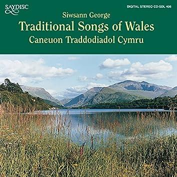 Traditional Songs of Wales - Caneuon Traddodiadol Cymru