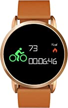 Android Smartwatch, Waterproof Fitness Watch Activity Tracker for Men Women with Blood Pressure, Heart Rate Monitor, Sleep & Step Tracker