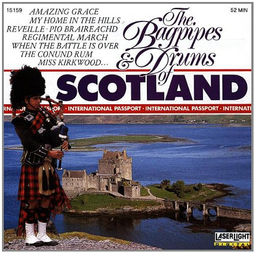 The Bagpipes & Drums Of Scotland