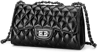 Small Fragrance Rhombic Chain Bag European and American Fashion Handbags Tide Shoulder Bag Shoulder Bag Messenger Bag