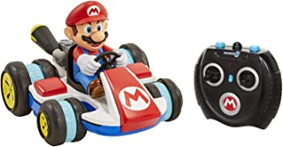 Super Mario 02497 Nintendo Super Mario Kart 8 Mario Anti-Gravity Mini RC Racer 2.4Ghz