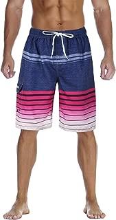 Nonwe Men's Beachwear Summer Holiday Swim Trunks Quick...