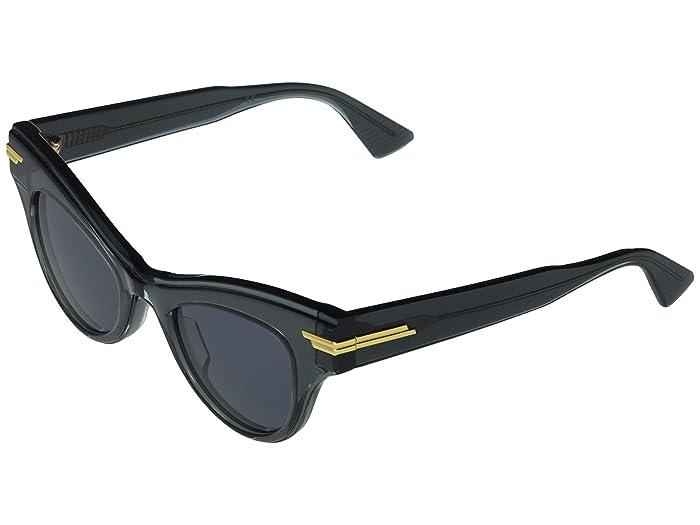 Bottega Veneta  BV1004S (Grey) Fashion Sunglasses