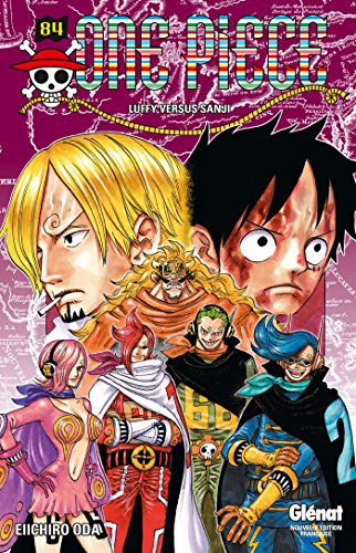 One Piece - Édition originale - Tome 84 : Luffy versus Sanji
