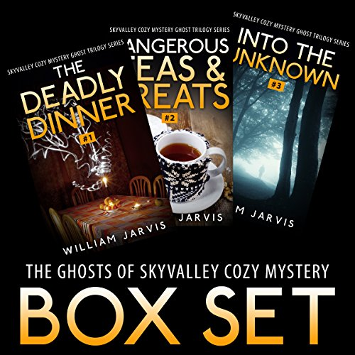 The Ghosts of Sky Valley Cozy Mystery Box Set cover art