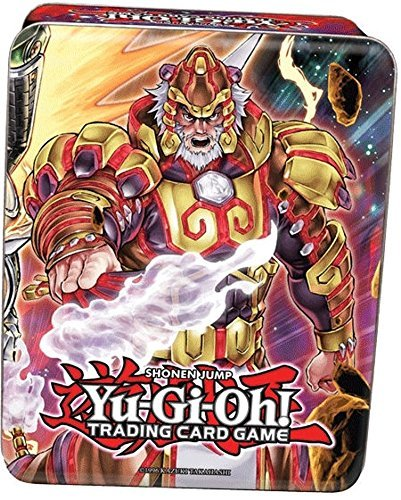 Yu-Gi-Oh! Cards! Collectible Mega-Tin Brotherhood of The Fire Fist - Tiger King